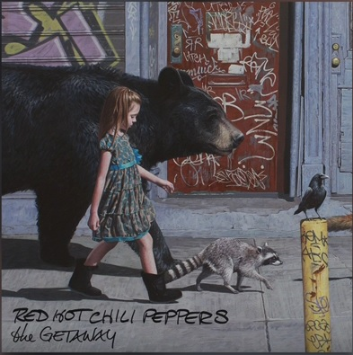 Album Review: RHCP, The Getaway