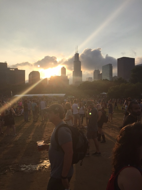 Lollapalooza 2016: Day 1