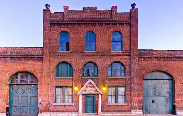 The Ghosts of Lemp's GrandHall